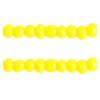 Seedbead Opaque Golden Yellow 13/0 Strung